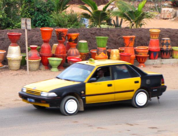 Station Shell de Diamalaye : Un taximan tué par balle
