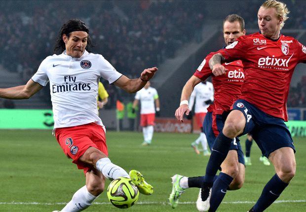 Ligue 1 : le PSG gagne Lille dans la difficulté