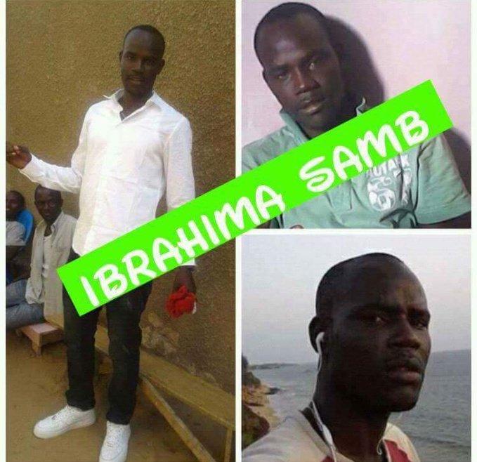 Ibrahima SAMB, Taximan tué par balle dans la nuit du jeudi à vendredi