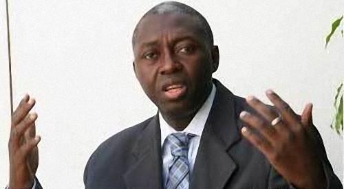 Mamadou Lamine Diallo,  leader du mouvement Tékki
