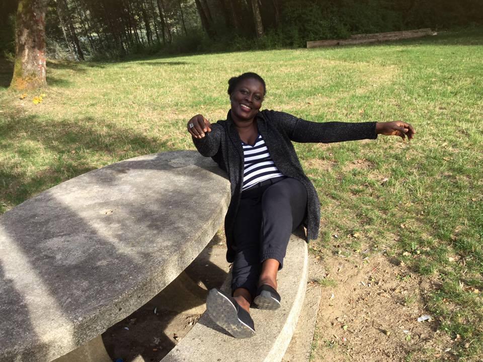 Voici Dior Sylla, l'assistante personnelle de Idrissa Seck