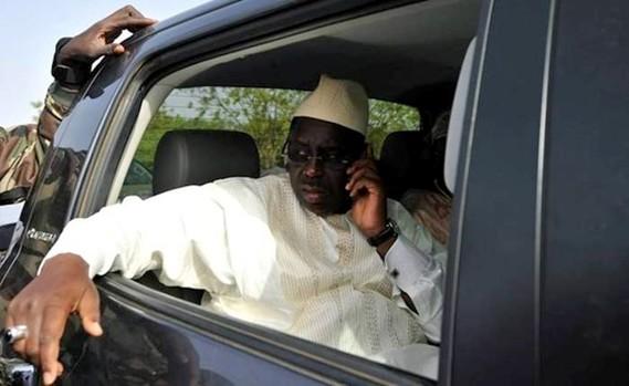 Meurtre d'Ibrahima Samb: Macky Sall présente ses condoléances aux taximen