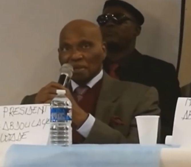 Me Abdoulaye Wade: «  l'hymne national du Sénégal a été composé par Léopold Sédar Senghor et mis en musique par un aventurier, Herbert Peppert»