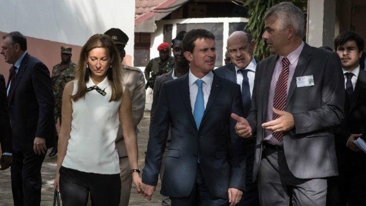 AFP | Le Premier ministre Manuel Valls effectue une tournée de quatre jours en Afrique de l'Ouest.