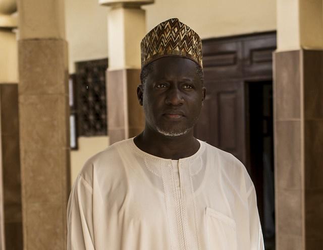 L'imam Ahmad Makhtar Kanté.