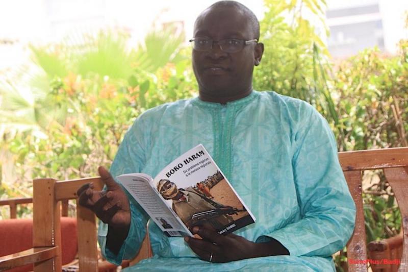 le Pr Bakary Sambe.