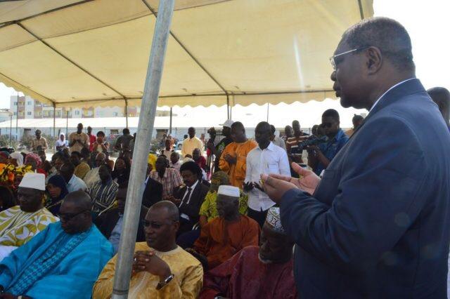 Vidéo: Me Ousmane Ngom aurait reçu l'engagement 3000 nouveaux partisans en une journée.
