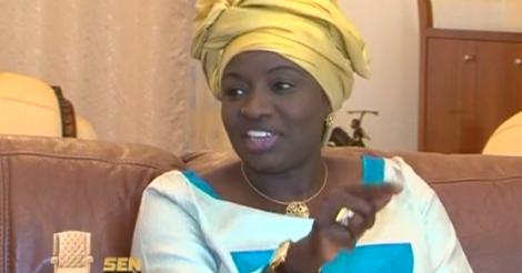 Aminata Touré,  ex Premier ministre du Sénégal