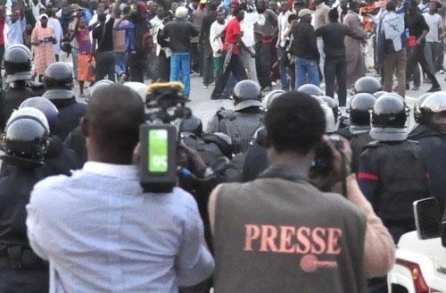 Liberté de la presse : Le Sénégal gagne 6 places