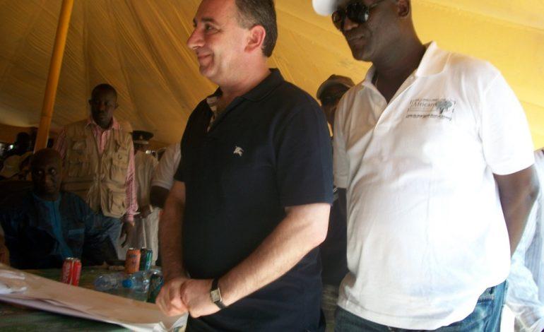 Sale temps pour Frank Timis: Le patron  de Aliou Sall traqué au Burkina et à Londres
