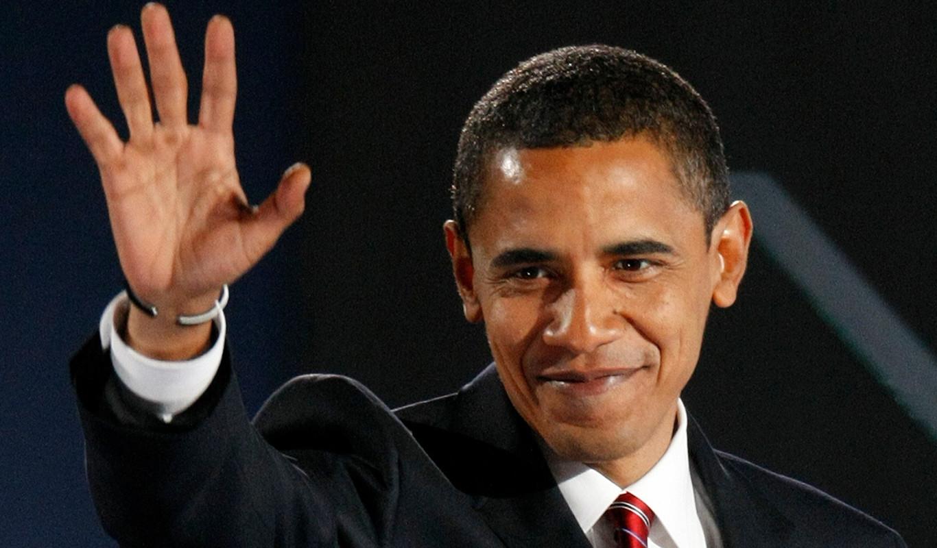 Barack Obama, le premier Président noir des Eats-Uns
