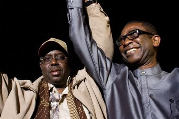Candidat non retenu par le Conseil constitutionnel en 2012, Youssou Ndour soutiendra la candidature de Macky Sall en 2019.