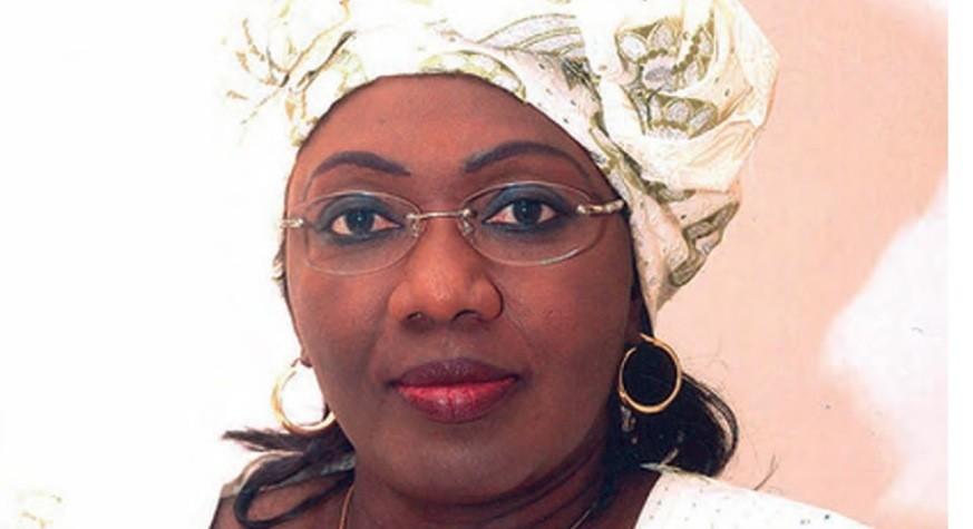 Aminata Tall, la présidente du Le Conseil Economique, Social et Environnemental .