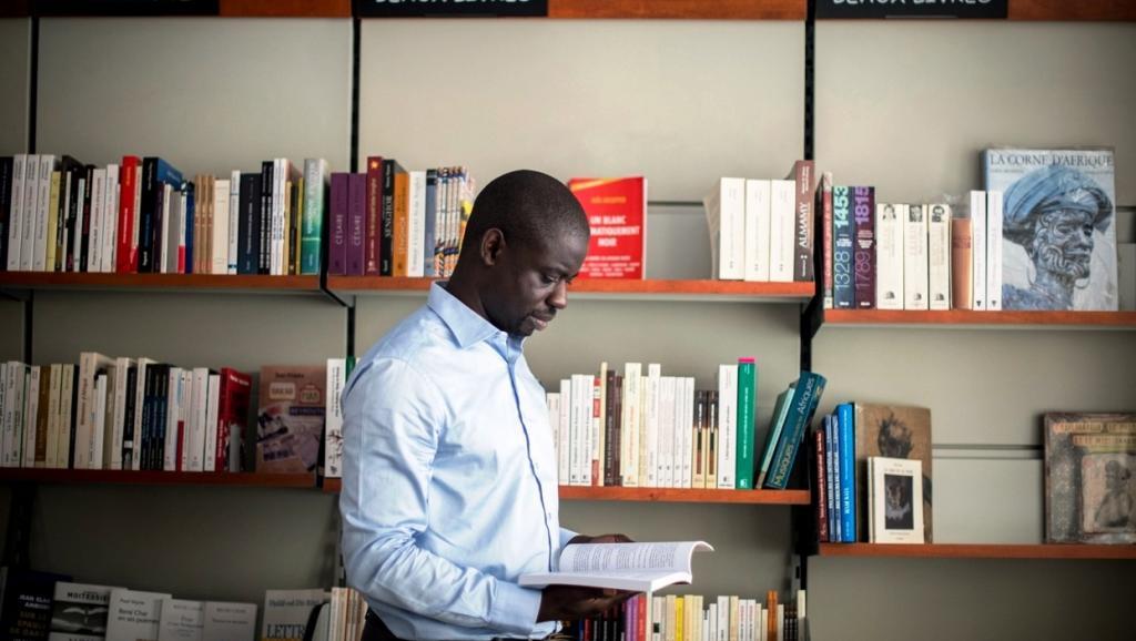 L'écrivain sénégalais Felwine Sarr.