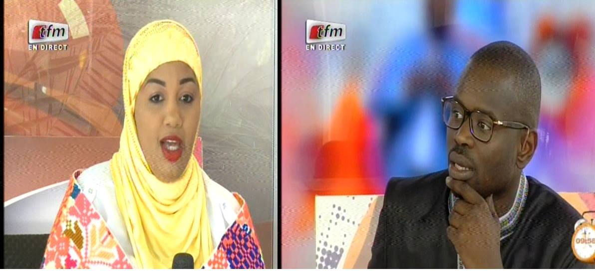 Photos : La ravissante journaliste de la TFM, Djeynaba Seydou Bâ