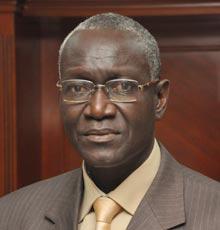 Mansou Sy Ministre du Travail, du Dialogue social, des Organisations professionnelles et des Relations avec les institutions