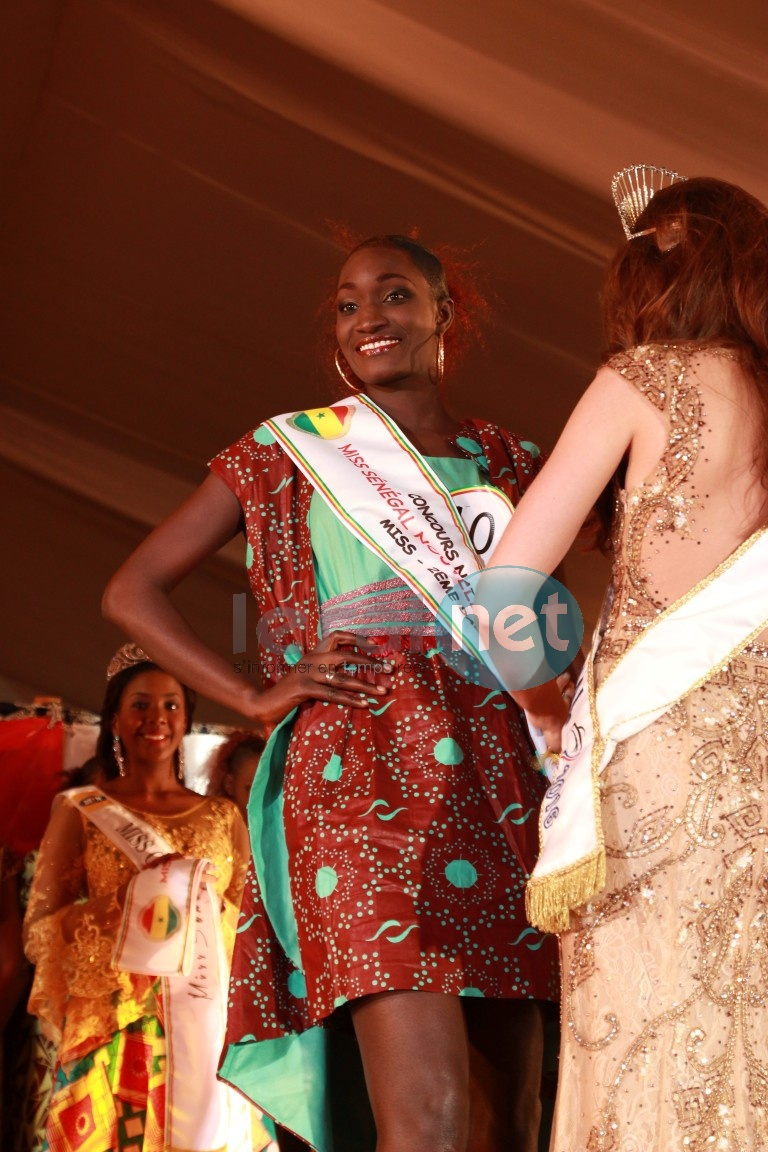 2ème dauphine Miss Sénégal 2016