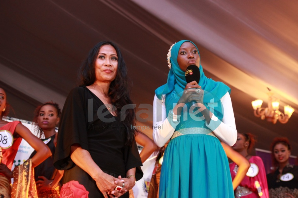 Miss Sénégal 2016