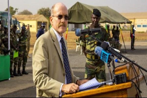 James P. Zumwalt, ambassadeur des USA: «le Sénégal n'est pas à l'abri d'une attaque terroriste …»