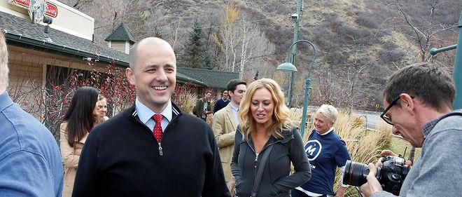 Le candidat indépendant Evan McMullin