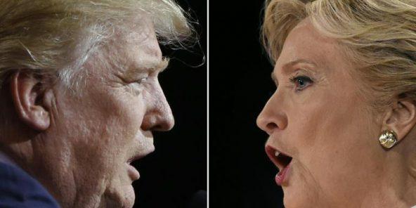 Présidentielle américaine, Clinton et Trump jettent toutes leurs forces dans la bataille