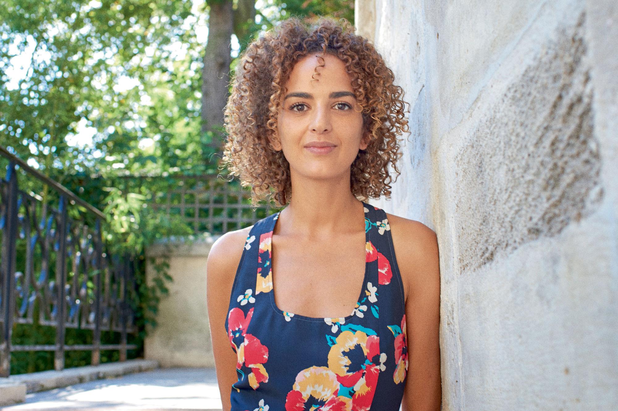 L'écrivaine franco-marocaine Leïla Slimani lauréate du Goncourt 2016.