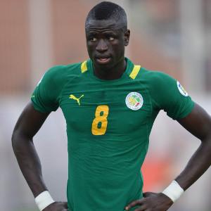 """le capitaine des """"lion"""" Cheikhou Kouyaté"""