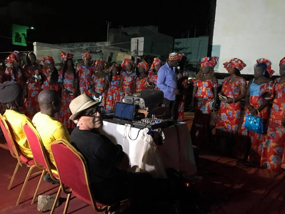'Bois d'ébéne' de Moussa Touré  projeté à Pikine avec l'ambassadeur Bigot