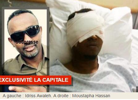 Voici la photo d'Idriss Awaleh: il est suspecté d'avoir arraché les yeux de Moustapha Hassan à Ixelles!