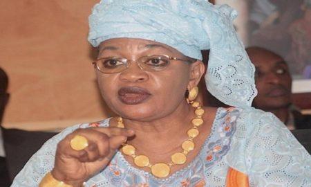 """Aïda Mbodj aux membres du Comité directeur du Pds: """"Je ne céderai à aucun chantage"""""""