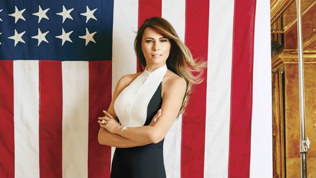 Discrète ombre de son mari, la nouvelle première dame est la relève de Michelle Obama.