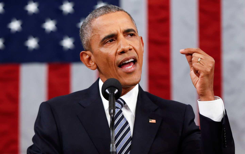 Le président américain Barack Obama a félicité Donald Trump pour sa victoire à la Maison-Blanche et consolé Hilary Clinton.