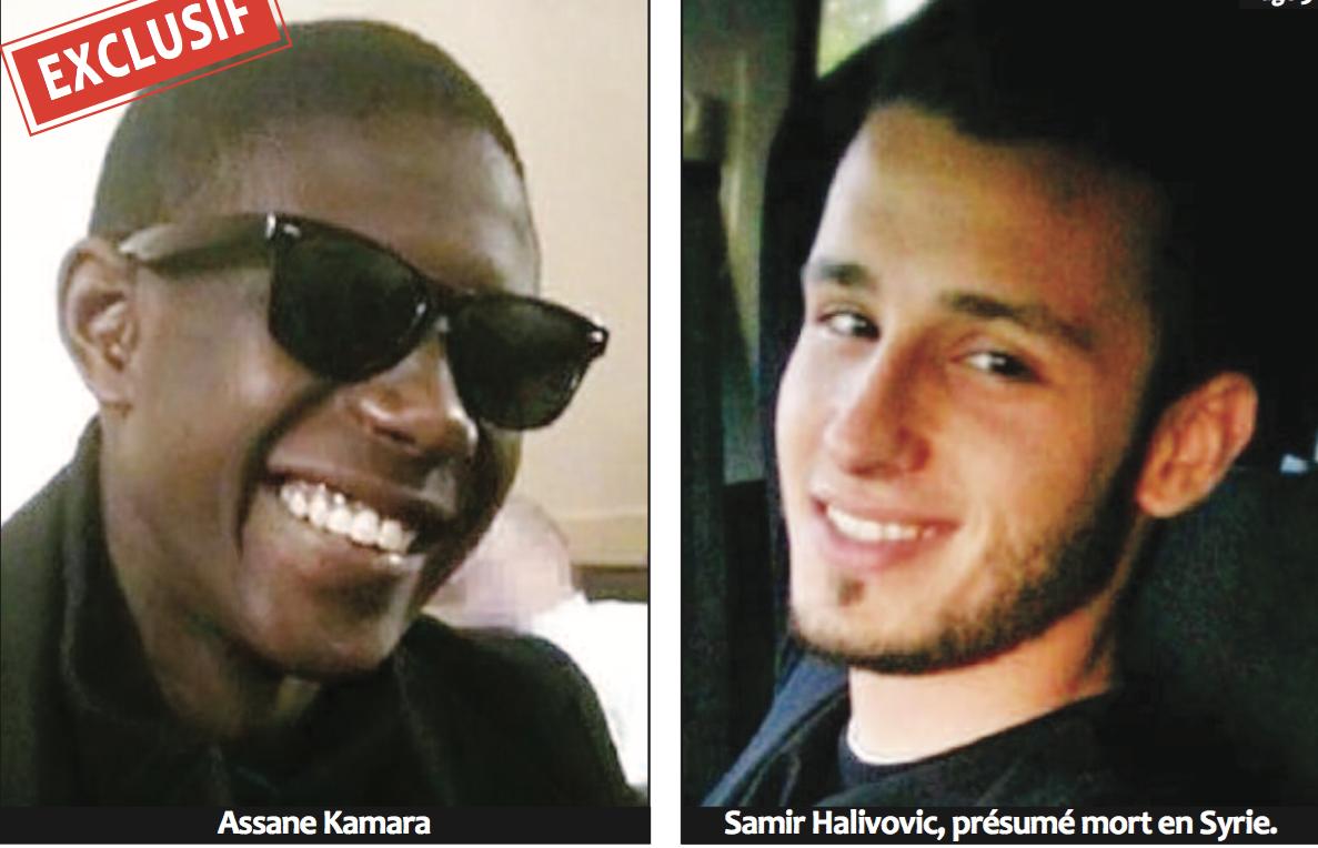 "Terrorisme: Assane Kamara et les ""frères"" Sherbrooke cernés"