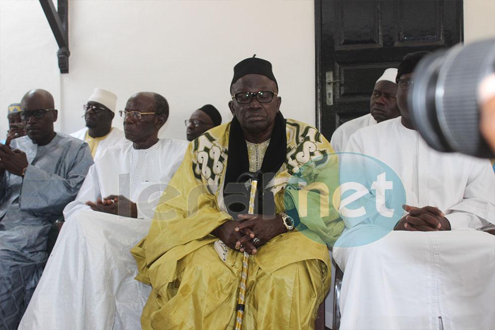 La levée du corps de l'artiste-chanteur sénégalais Ndiouga Dieng