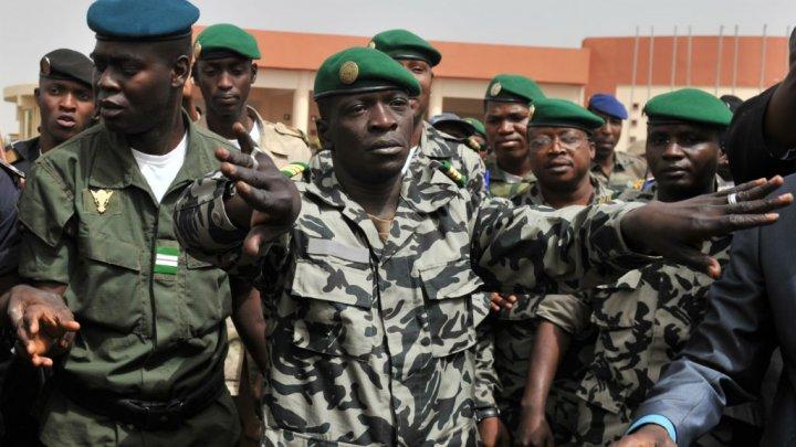 © Issouf Sanogo, AFP   Amadou Sanogo a mené le putsch de 2012 contre le président Amadou Toumani Touré.