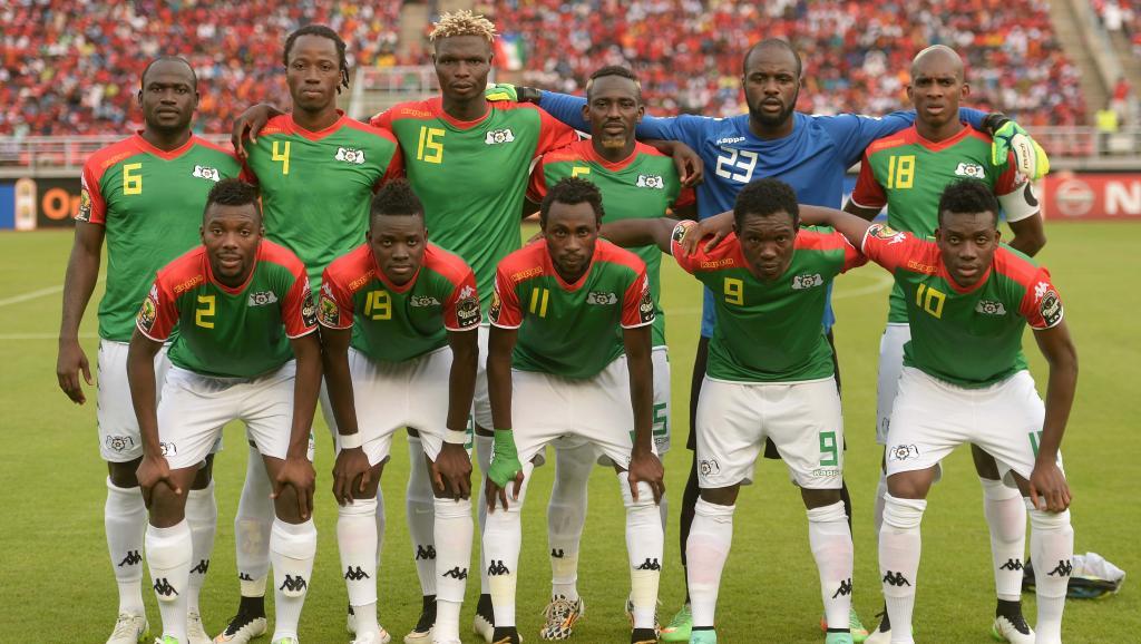 Equipe nationale du Burkina Faso