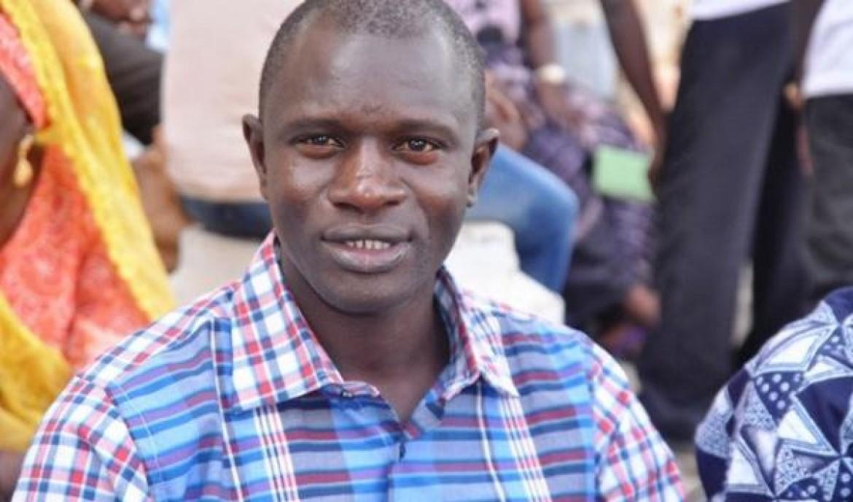 Babacar Diop, le président de la Jeunesse pour la démocratie et le socialisme (Jds)