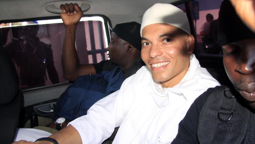 Karim Wade, le candidat du pds à l'élection présidentielle de 2019