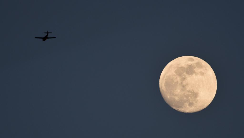 Ce lundi, la lune sera GEANTE