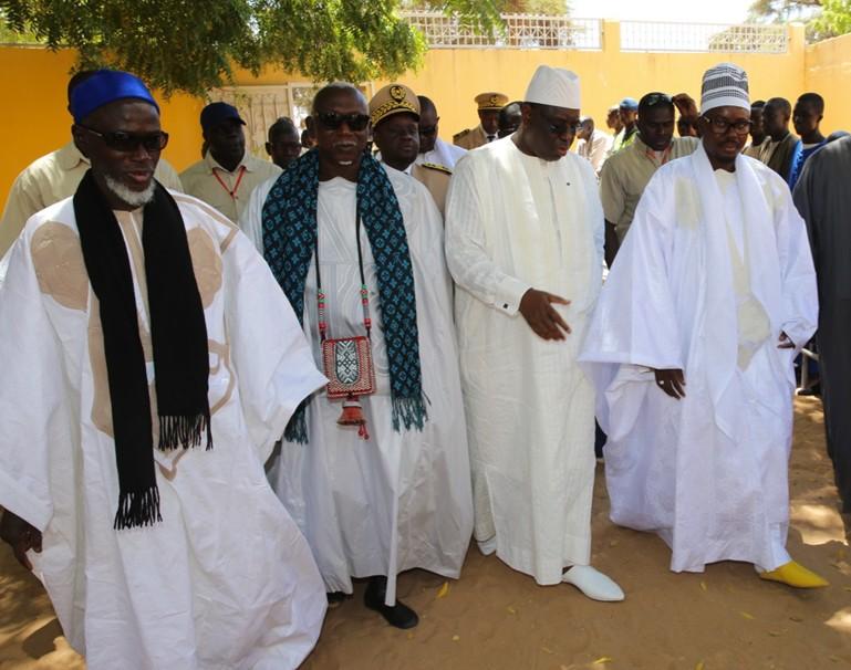 """Visite de Macky à Touba: les chefs de villages refusent de mobiliser, malgré le """"ndigël"""" du Khalife"""