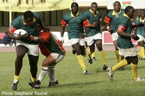 Rugby: Le Sénégal désormais 38e au classement mondial