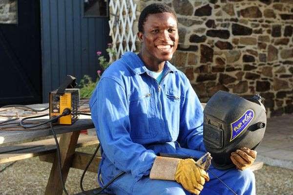 Un sans-papiers couronné meilleur ouvrier de Bretagne