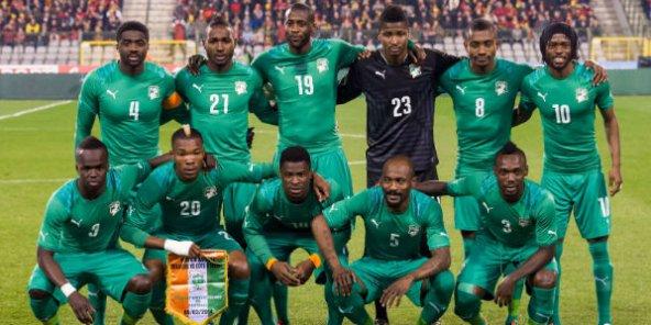 """Les """"Eléphants"""" Ivoiriens, champions d'Afrique en titre"""