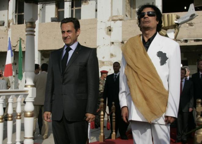 Un témoignage qui risque de plomber la campagne de Sarkozy : Ziad Takieddine affirme avoir remis 5 millions d'euros d'argent libyen à Sarkozy et Guéant