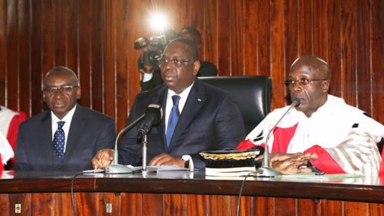 Projet de loi organique sur la Cour suprême : Les magistrats de Dakar prêts pour le bras de fer
