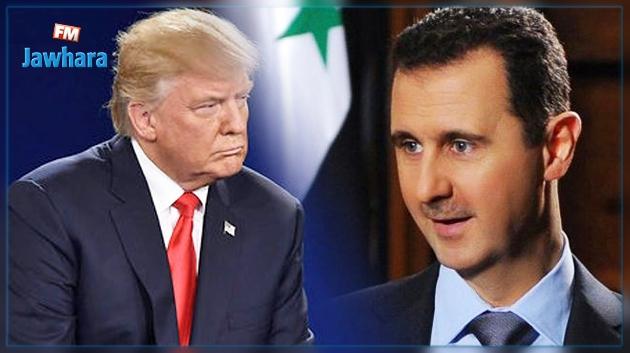 Dans une interview à la télévision publique portugaise, le président syrien Bachar el-Assad a présenté Donald Trump comme un allié potentiel, à condition qu'il s'aligne sur Moscou. REUTERS