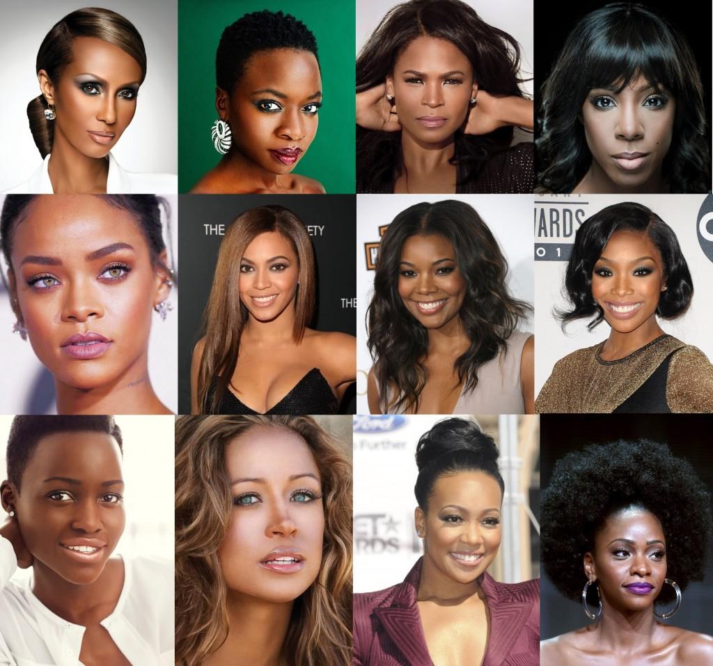 Photo : les femmes noires, elles sont toutes belles...