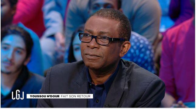 youssou ndour au grand journal de canal plus j 39 aurais pu tre au bataclan en tant qu 39 acteur. Black Bedroom Furniture Sets. Home Design Ideas