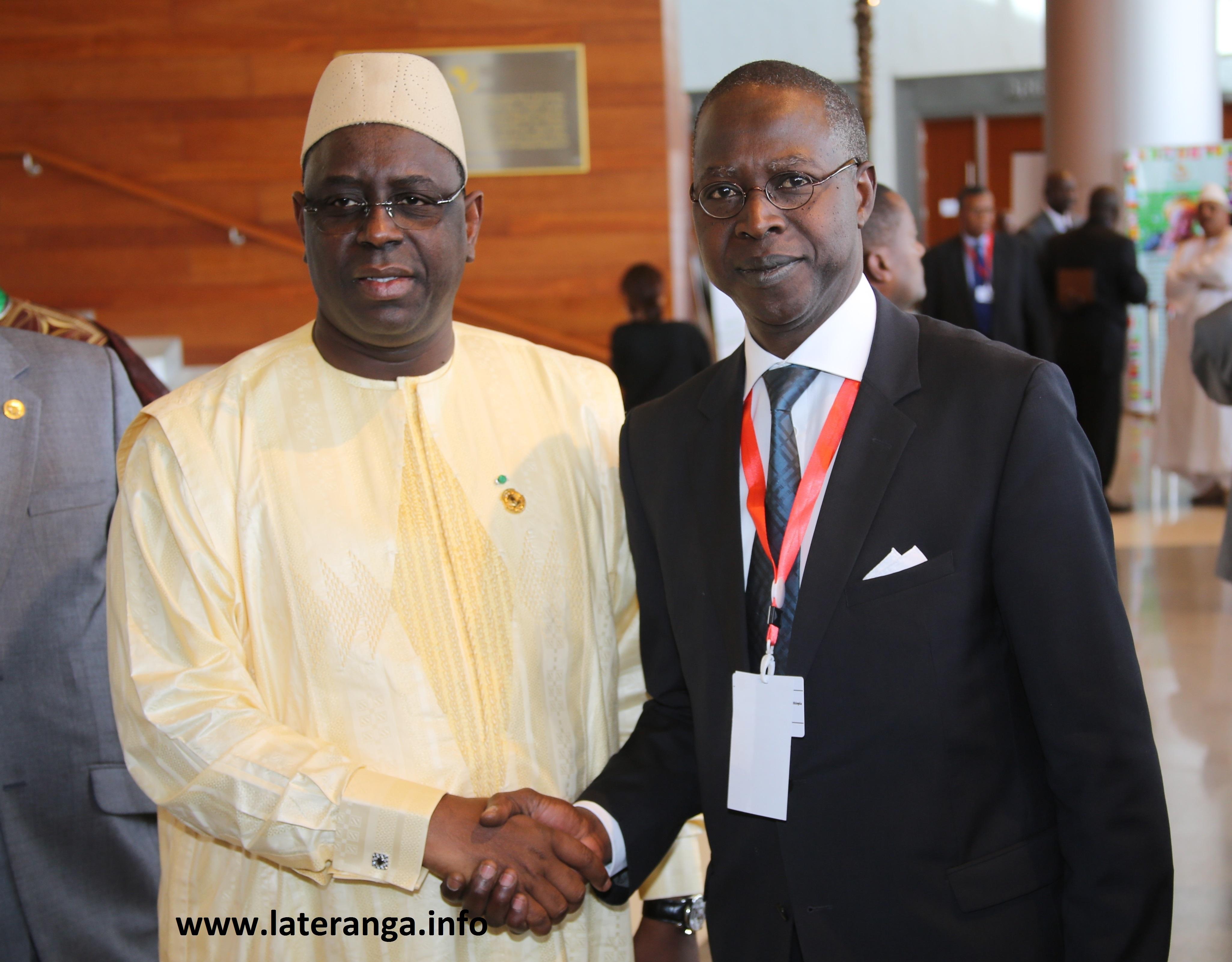 """Le 4ème sommet des Chefs d'Etat et de gouvernement d'Afrique et du Monde Arabe, prévu lundi à Malabo en Guinée Equatoriale, aura comme thème :""""Ensemble pour le développement durable et la coopération économique""""."""