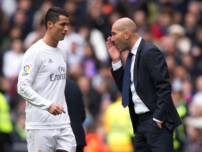 Zidane : « Notre idée de jeu ne changera pas »
